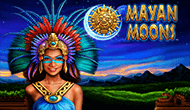 Mayan Moons новая игра Вулкан