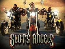 Слоты Ангелы – крутите барабаны в казино Вулкан